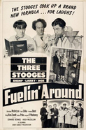 FUELIN' AROUND The Three Stooges