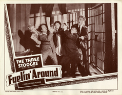 FUELIN' AROUND (1949) The Three Stooges